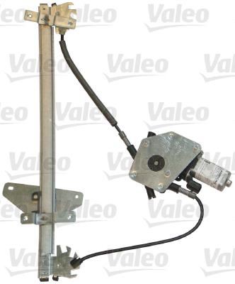 Mecanisme de leve vitre VALEO 850467 (X1)