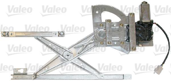 Mecanisme de leve vitre VALEO 850542 (X1)