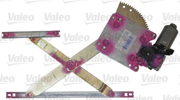 Mecanisme de leve vitre VALEO 850546 (X1)