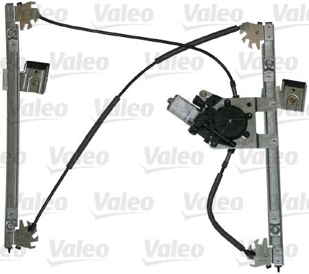 Mecanisme de leve vitre VALEO 850555 (X1)