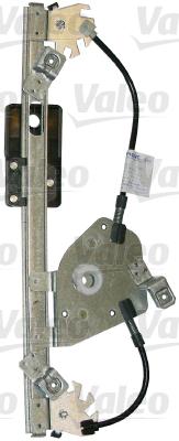 Mecanisme de leve vitre VALEO 850572 (X1)