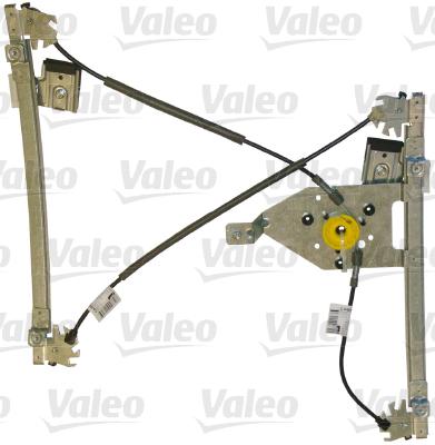Mecanisme de leve vitre avant VALEO 850582 (X1)