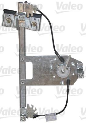 Mecanisme de leve vitre arriere VALEO 850584 (X1)