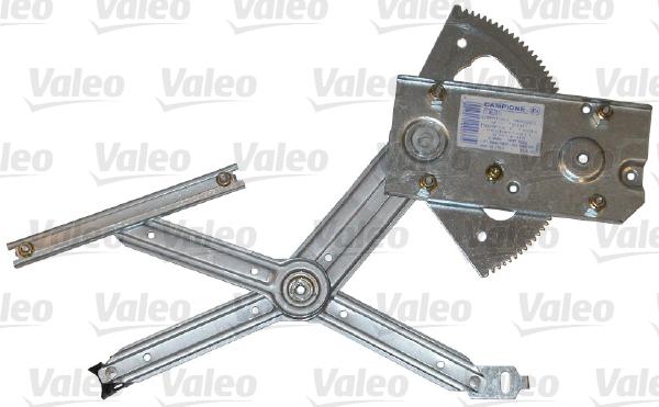 Mecanisme de leve vitre VALEO 850591 (X1)