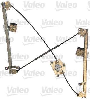 Mecanisme de leve vitre VALEO 850605 (X1)
