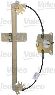 Mecanisme de leve vitre VALEO 850620 (X1)