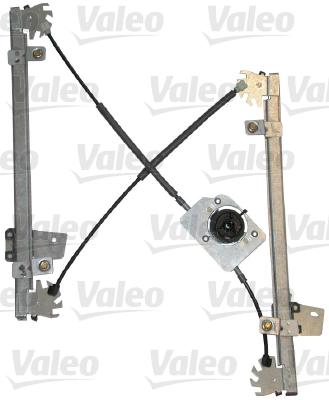 Mecanisme de leve vitre avant VALEO 850626 (X1)