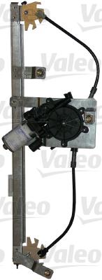 Mecanisme de leve vitre VALEO 850644 (X1)