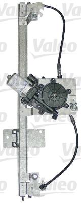 Mecanisme de leve vitre VALEO 850653 (X1)
