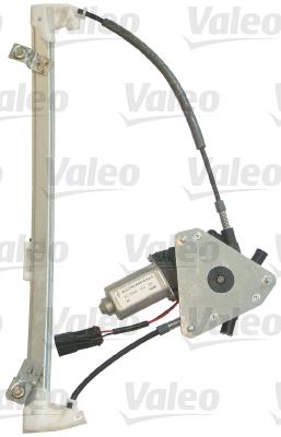 Mecanisme de leve vitre VALEO 850671 (X1)