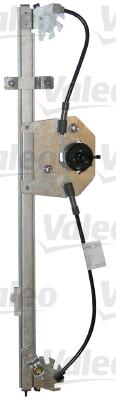 Mecanisme de leve vitre VALEO 850686 (X1)