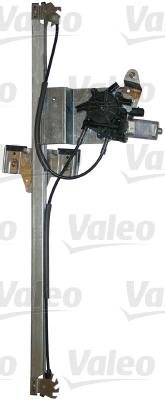 Mecanisme de leve vitre VALEO 850690 (X1)