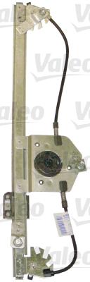 Mecanisme de leve vitre VALEO 850720 (X1)