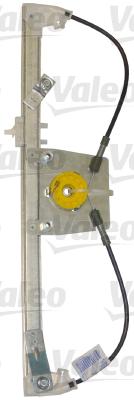 Mecanisme de leve vitre VALEO 850726 (X1)