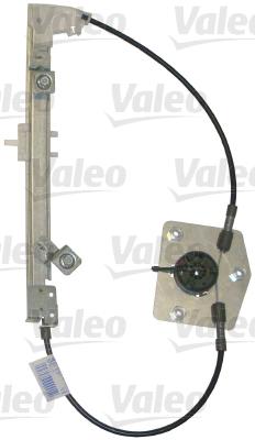 Mecanisme de leve vitre arriere VALEO 850748 (X1)