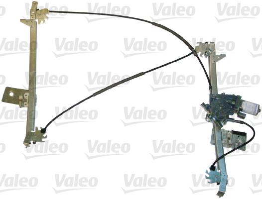 Mecanisme de leve vitre VALEO 850777 (X1)
