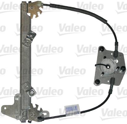Mecanisme de leve vitre VALEO 850780 (X1)