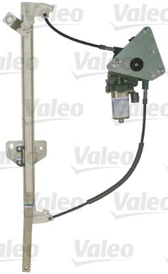 Mecanisme de leve vitre VALEO 850785 (X1)