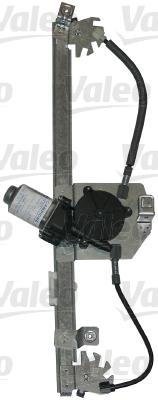 Mecanisme de leve vitre VALEO 850795 (X1)