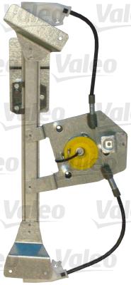 Mecanisme de leve vitre VALEO 850841 (X1)
