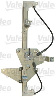 Mecanisme de leve vitre arriere VALEO 850846 (X1)