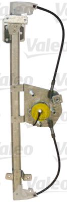 Mecanisme de leve vitre arriere VALEO 850863 (X1)