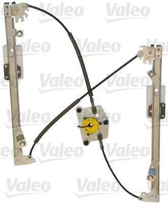 Mecanisme de leve vitre VALEO 850869 (X1)