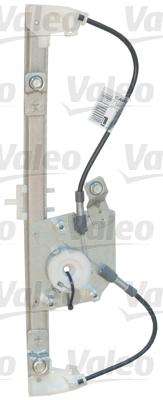 Mecanisme de leve vitre VALEO 850879 (X1)