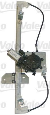 Mecanisme de leve vitre VALEO 850880 (X1)
