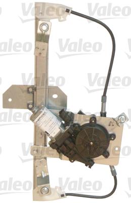 Mecanisme de leve vitre VALEO 850882 (X1)
