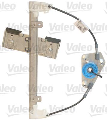 Mecanisme de leve vitre VALEO 850886 (X1)