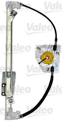 Mecanisme de leve vitre VALEO 850890 (X1)