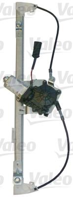 Mecanisme de leve vitre VALEO 850895 (X1)