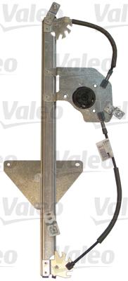 Mecanisme de leve vitre VALEO 850932 (X1)