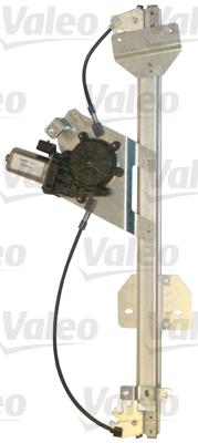 Mecanisme de leve vitre VALEO 850957 (X1)