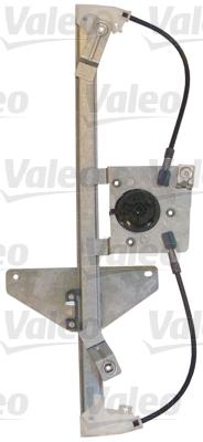 Mecanisme de leve vitre avant VALEO 851012 (X1)