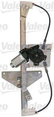 Mecanisme de leve vitre avant VALEO 851016 (X1)