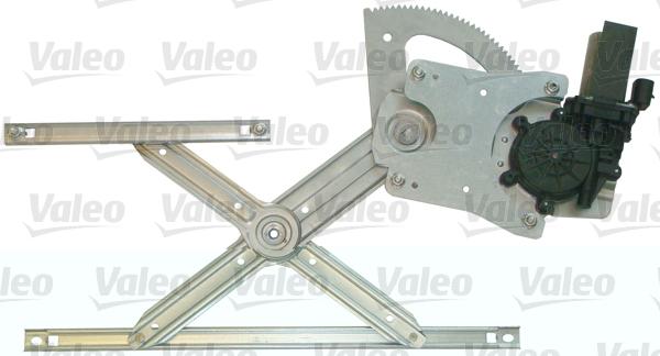 Mecanisme de leve vitre VALEO 851020 (X1)