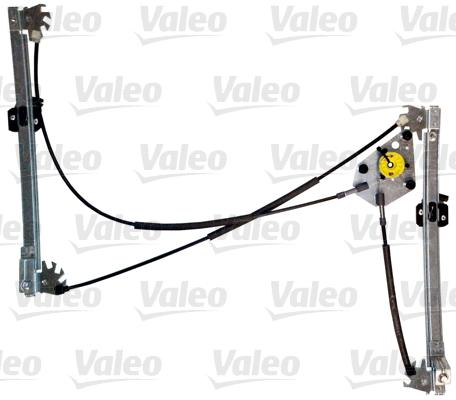 Mecanisme de leve vitre VALEO 851045 (X1)