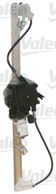 Mecanisme de leve vitre VALEO 851057 (X1)