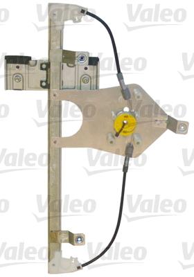 Mecanisme de leve vitre arriere VALEO 851070 (X1)