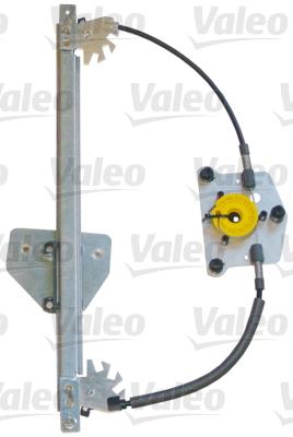 Mecanisme de leve vitre VALEO 851074 (X1)