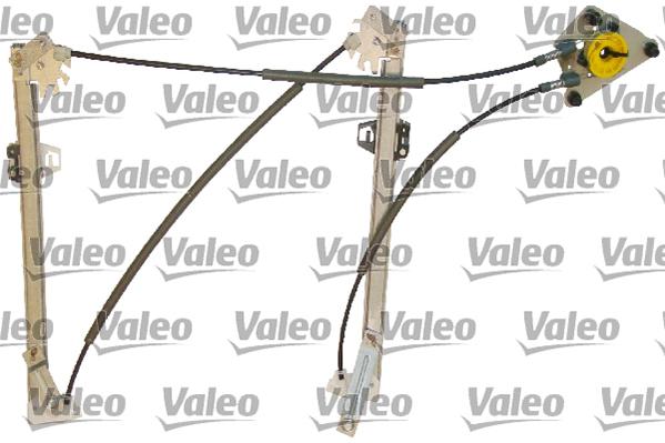 Mecanisme de leve vitre VALEO 851096 (X1)