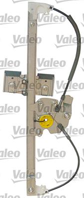 Mecanisme de leve vitre VALEO 851113 (X1)