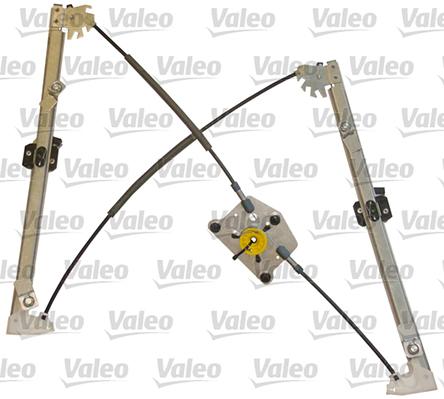 Mecanisme de leve vitre VALEO 851122 (X1)