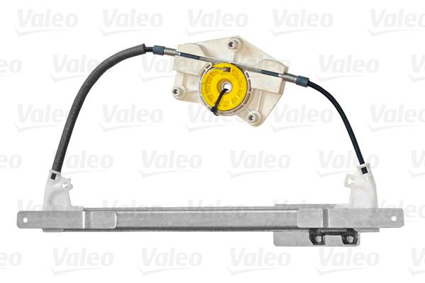 Mecanisme de leve vitre VALEO 851181 (X1)