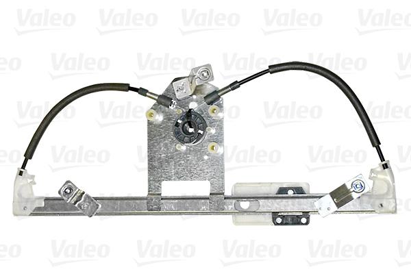 Mecanisme de leve vitre VALEO 851204 (X1)