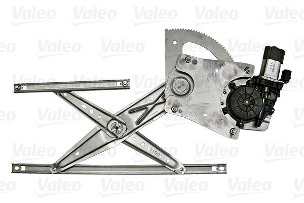 Mecanisme de leve vitre VALEO 851429 (X1)