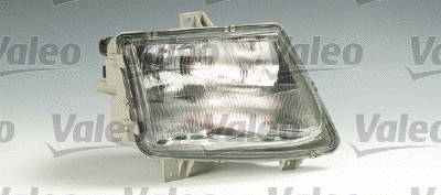 Optiques et phares VALEO 086373 (X1)