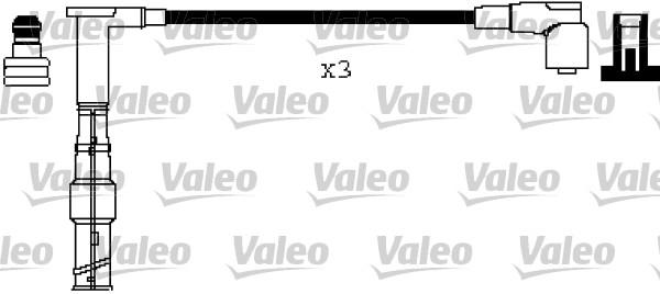 Cable d'allumage VALEO 346374 (X1)